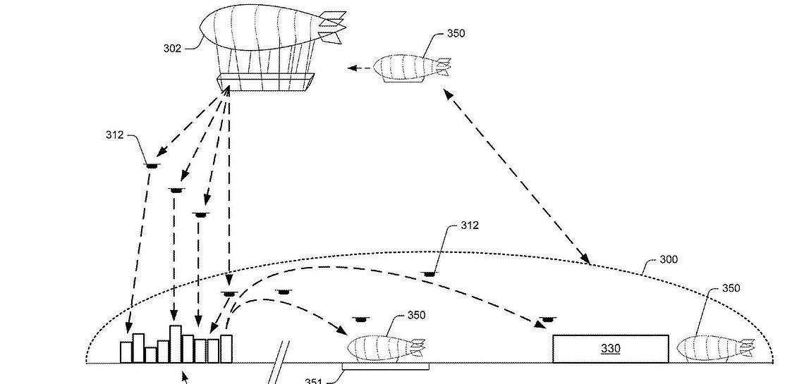 die leichter als luft welt und cargolifter 2016. Black Bedroom Furniture Sets. Home Design Ideas